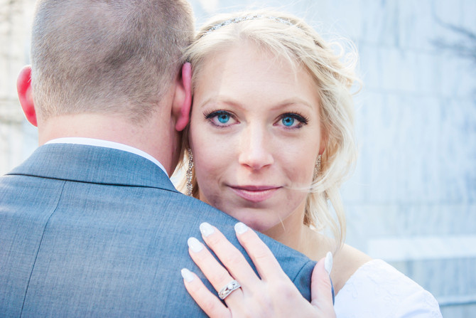 Elise & Austin: {Portland, OR LDS Temple Photographer}