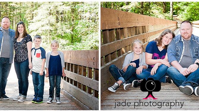 Nick & Erin {Molton Falls, Washington Engagement photographer}