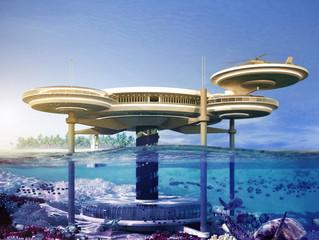 Un hôtel sous-marin pour vos prochaines vacances ??