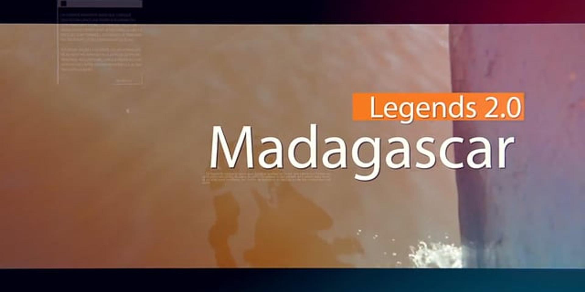 "Tournage épisode ""Legends"""