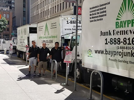 junk removal and hauling services in Oakland
