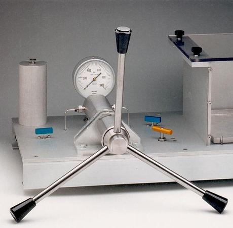 Bomba manual alta pressão Top Indusrie pecisão