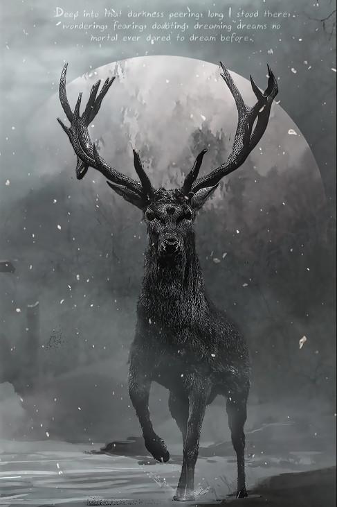 Three Eyed Deer