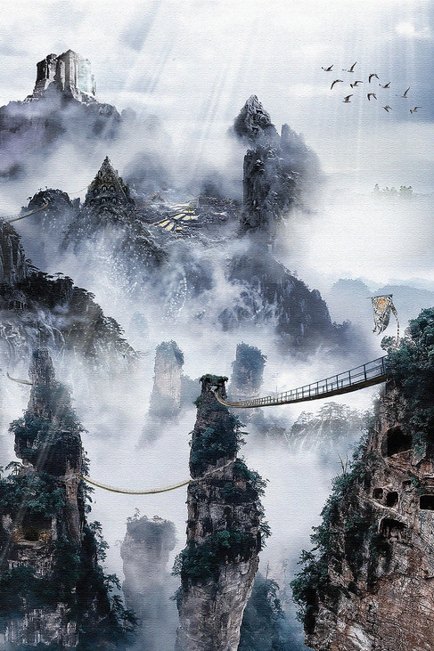 Kingdom above the Mist