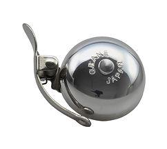 Crane Mini Suzu Bell Polished Silver