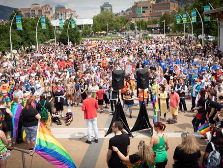 12,000+ attend Kelowna Pride