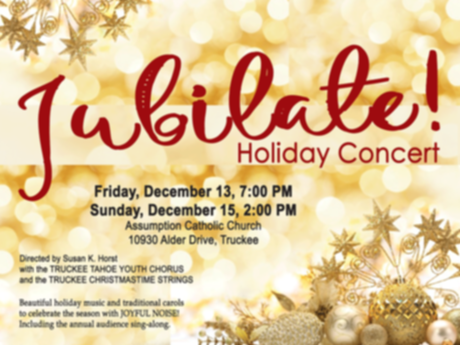 TTCC 2019 Winter Concert Poster