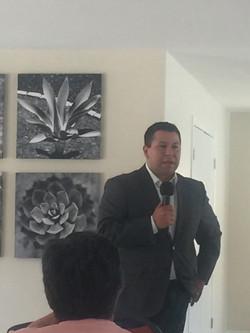 Assemblyman Eduardo Garcia