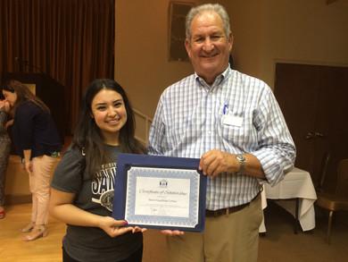 The Coachella Valley Housing Coalition College Scholarship Awards Ceremony