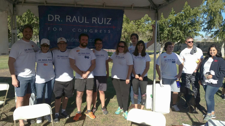 Dr Raul Ruiz