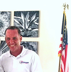 Interview with Candidate for 42nd State Assembly District Greg Rodriguez