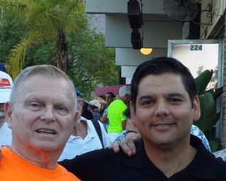 Democrats of the Desert Welcome Congressman Raul Ruiz, M. D. To Speak