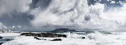 CLASSIC CAPE TOWN   TABLE BAY VISTA by Martin Osner