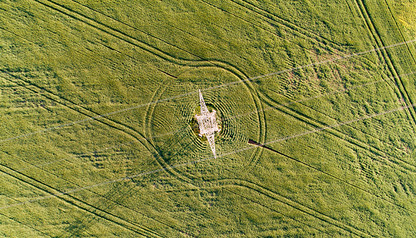 FROM ABOVE | RURAL DESIGN by Martin Osner