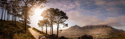 CLASSIC CAPE TOWN   SIGNAL HILL DRIVE by Martin Osner