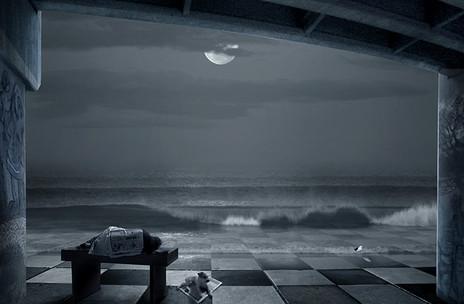 DREAMS OF A BEGGAR by Martin Osner