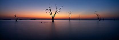 LAKE KARIBA SUNSET #2