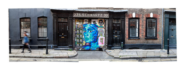 PAINTED STREET | 33A
