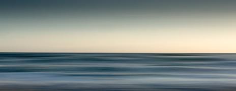 SHORELINE IMPRESSION #6 by Martin Osner