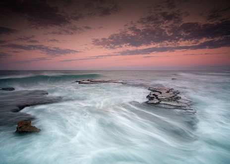 SEASCAPE ON EDEN #4 by Martin Osner