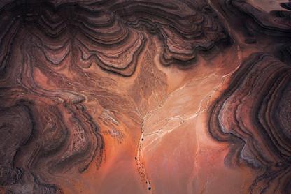 DESERT PATTERN #2 by Hougaard Malan