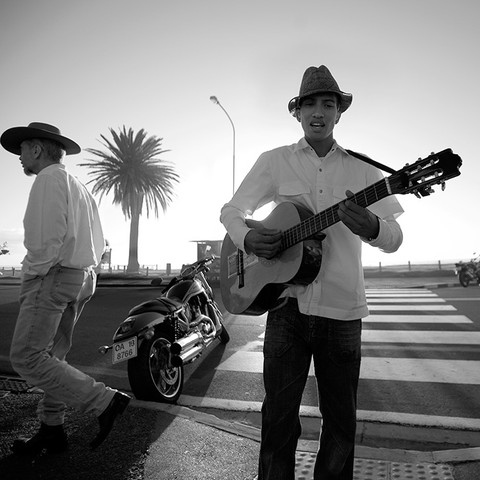 ON THE MOVE | CAMPS BAY RHYTHM by Martin Osner