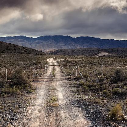 Karoo Gate | Martin Osner