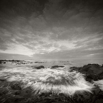 CLASSIC BW SERIES | JACOBS BAY #2 by Martin Osner
