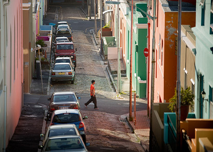 CLASSIC CAPE TOWN   BO KAAP STROLL by Martin Osner
