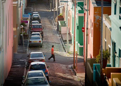 CLASSIC CAPE TOWN | BO KAAP STROLL by Martin Osner