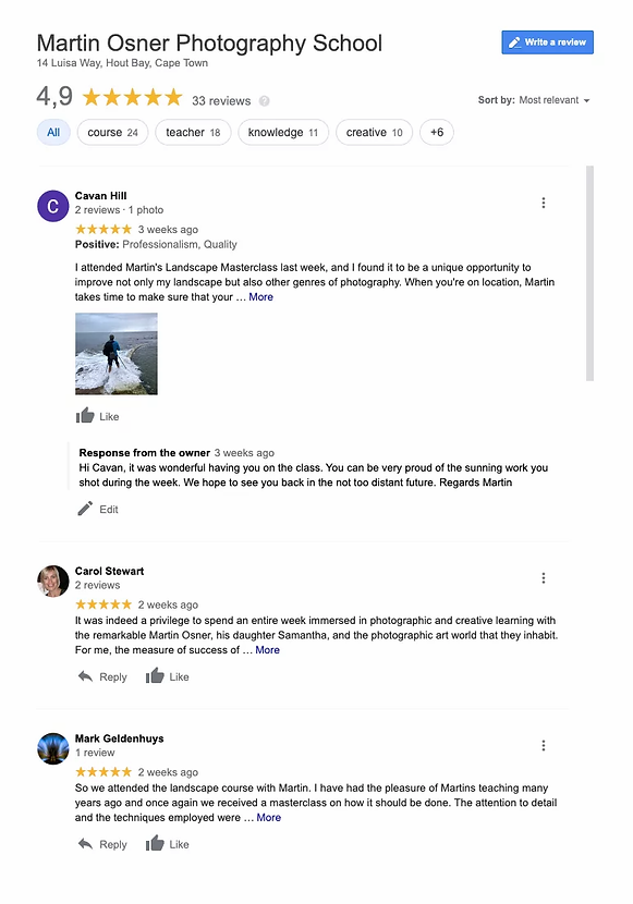 learn photography google reviews.webp