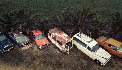 FROM ABOVE | VINTAGE RHYTHM #2 by Martin Osner