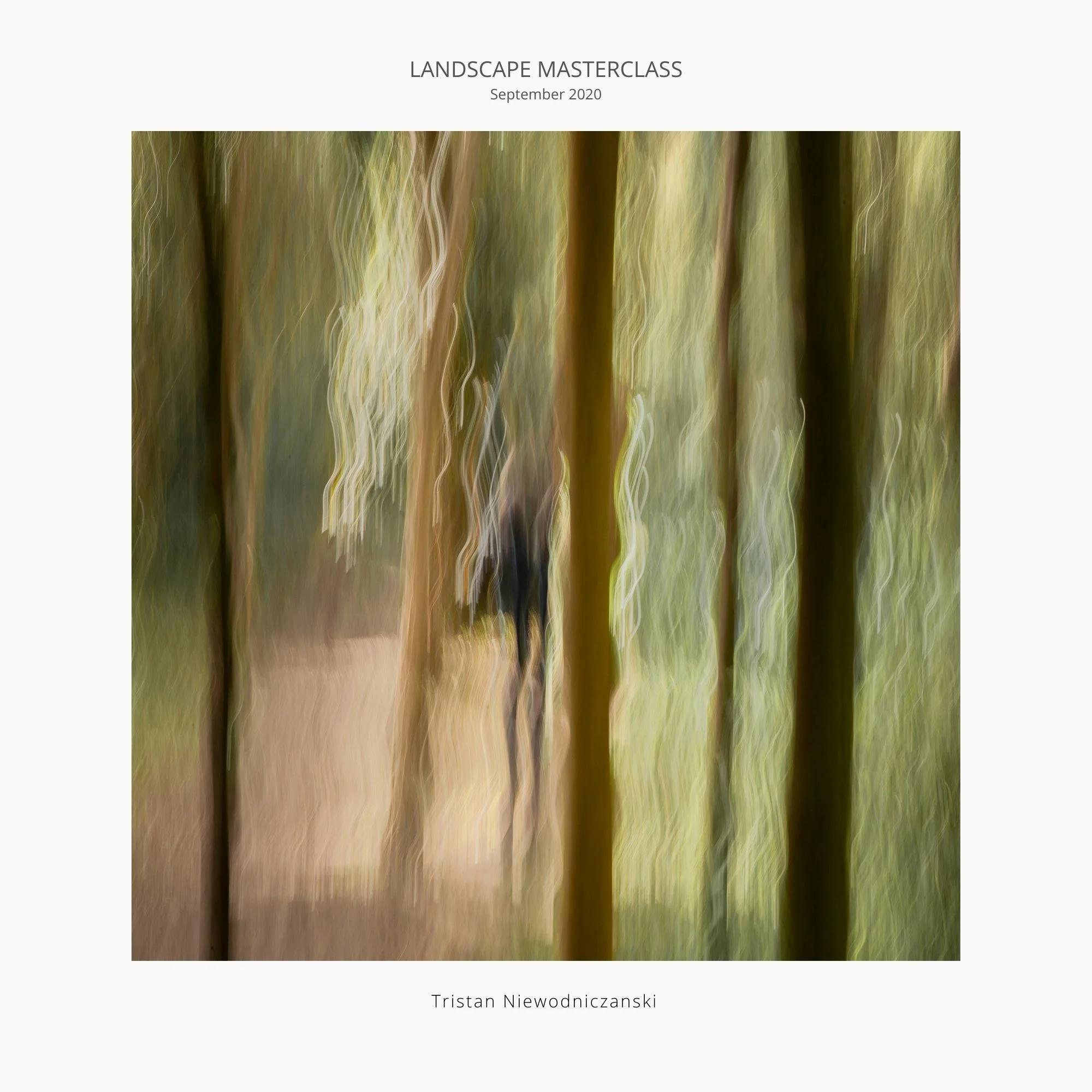 Creative Landscape Photograph by Tristan Niewodniczanski