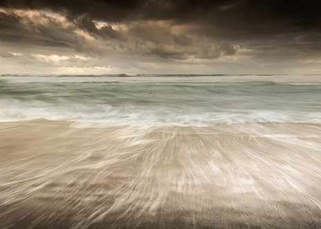 SEASCAPE ON EDEN #2 by Martin Osner