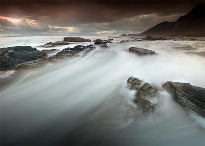 SEASCAPE ON EDEN #1 by Martin Osner