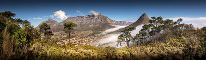 CLASSIC CAPE TOWN   TABLE MOUNTAIN VISTA by Martin Osner