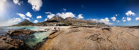 CLASSIC CAPE TOWN | 12 APOSTLES by Martin Osner