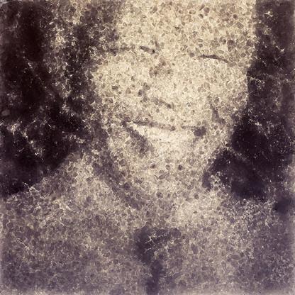 SALT OF THE EARTH | MANDELA PORTRAIT by Martin Osner