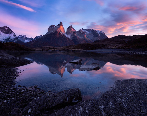 LAND OF GOD #1 by Hougaard Malan