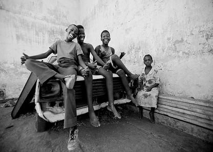 CHILDREN OF GELUK #3 by Martin Osner