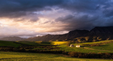 THE OVERBERG by Hougaard Malan