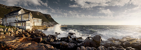 CLASSIC CAPE TOWN | HARBOUR HOUSE by Martin Osner