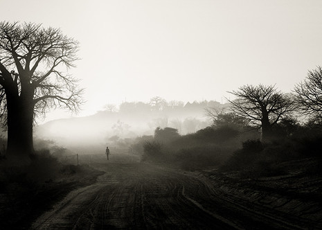 AFRICAN MOOD #1 by Martin Osner