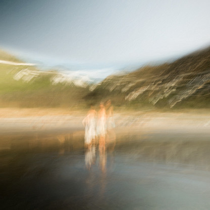 ILLUSIONS OF SUMMER #1 by Martin Osner