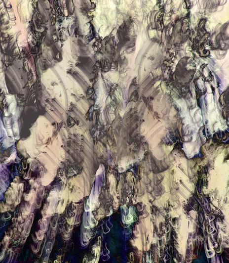 INNER FERVOUR #1 by Martin Osner