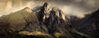 MAJESTIC PEAK by Martin Osner