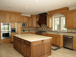 kitchen S AND J CABINETS