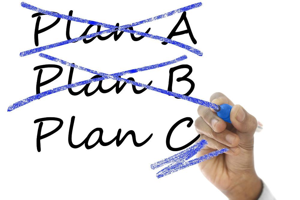 Step 2 of stress management - Adjust