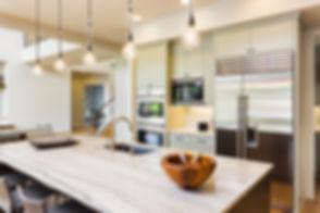 Kitchen in House_ Kitchen Interior with