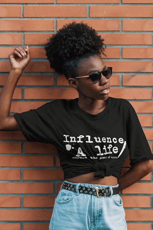 Influence A Life Color Tee's